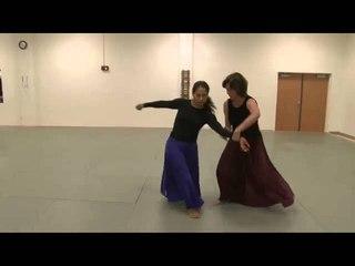 Penny Bernath   Aikido   Women in Skirts   Randori mp4