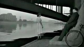 """Тишина за Рогожской заставою - песня из к/ф """"Дом в котором я живу"""" (1957)"""