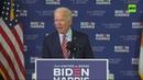 'Q' or 'N'? Biden calls Iraq - Iran while blasting Trump's treatment of veterans