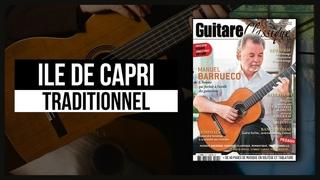 Ile de Capri – Traditionnel - Valérie Duchâteau