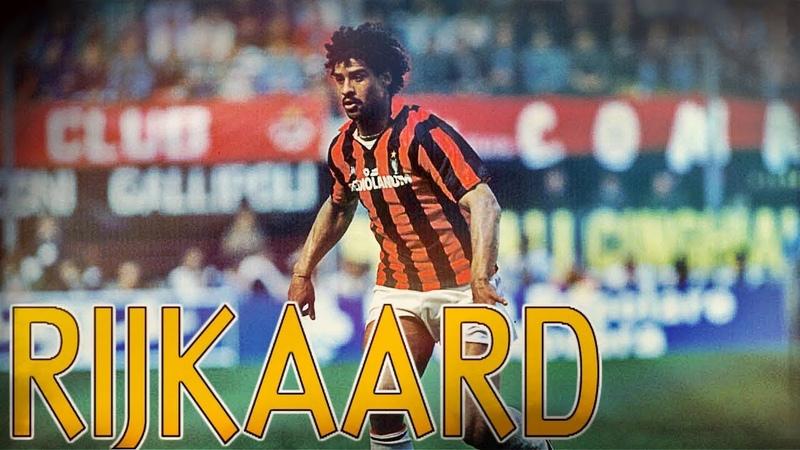 Frank Rijkaard ●Goals,Skills and Assist ●Todocampista ● 1980-1995 ● Ajax