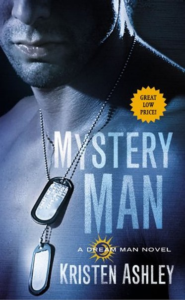 Mystery Man (Dream Man #1)