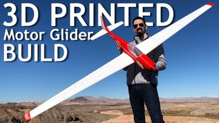 How to Build RC 3D Printed ASK14 Glider - Planeprint