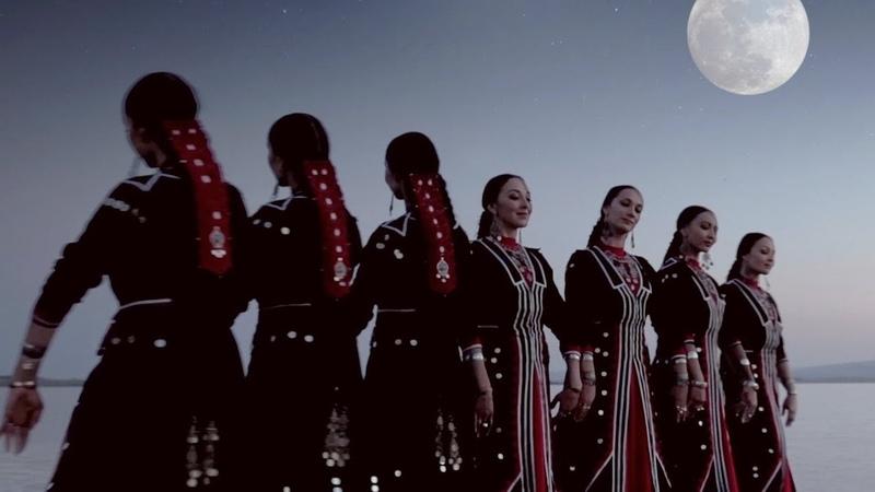 Легендарный танец Семь девушек Ансамбль имени Файзи Гаскарова