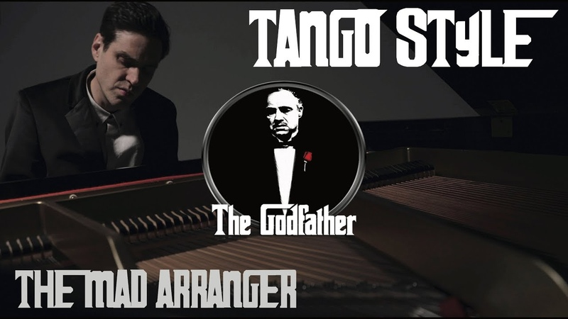 Jacob Koller - The Godfather Love Theme - Tango Jazz Arrangement With Sheet Music