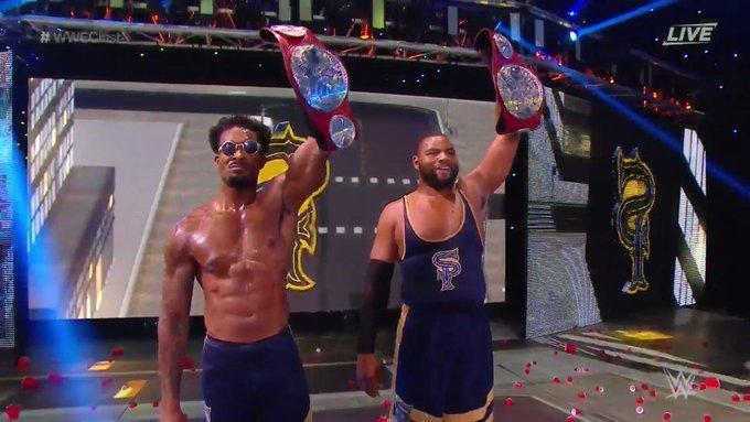 Результаты шоу WWE Clash Of Champions 2020, изображение №6