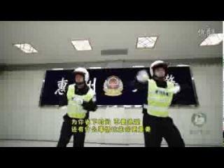 Chinese Traffic Police - 最潮交通安全舞  「bar bar bar」