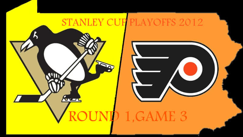 Stanley Cup Playoffs 2012 R1 Game 3 Pittsburgh Penguins Philadelphia Flyers
