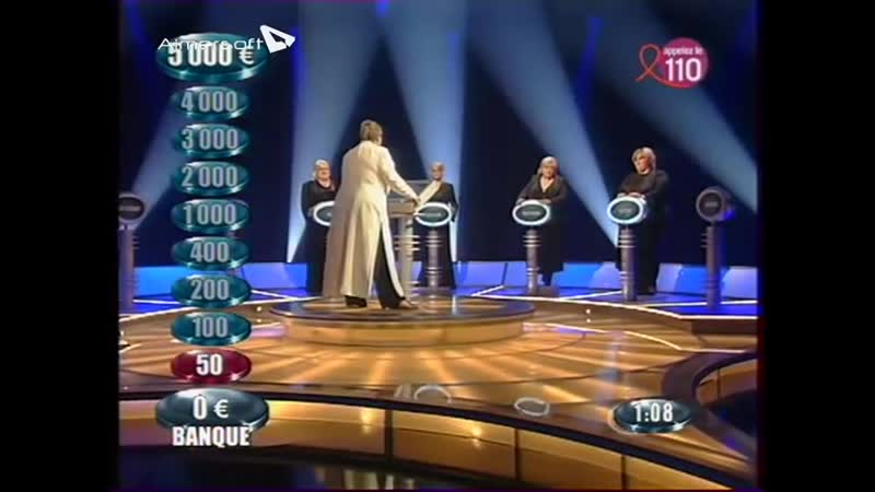 Le Maillon Faible (Франция) | Выпуск от 2004-2007 — Специальный выпуск Drag Queens в образе ведущей