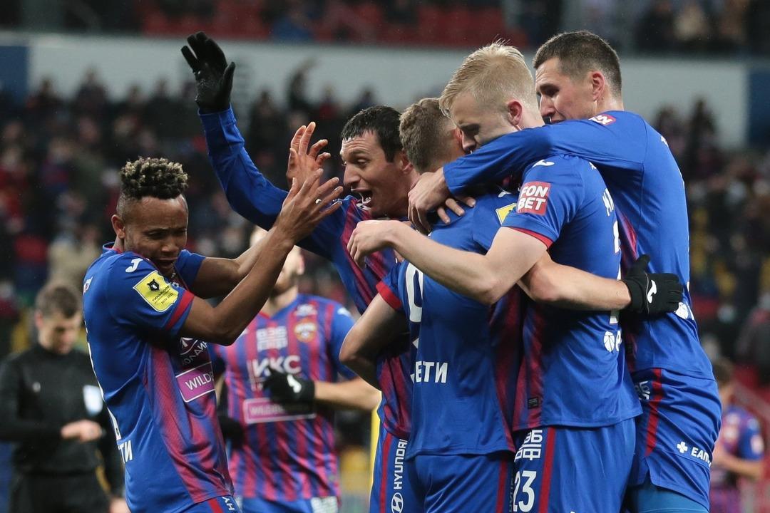 ЦСКА - Ростов, 2:0
