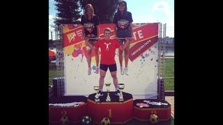 Приседания в тяжелой атлетике  Squat Weightlifting кроссфит crossfit