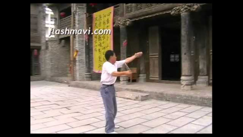 Learn the Left Right Forearm Twine with the Wushu Ropedart