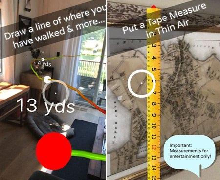 Лучшие AR-приложения для смартфона, изображение №5
