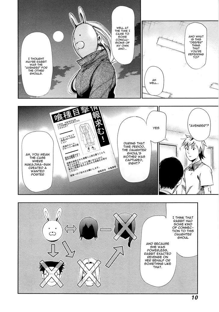 Tokyo Ghoul, Vol. 10 Chapter 90 Pursuit, image #13