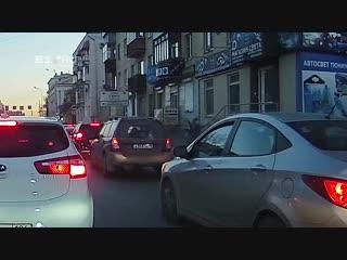 Момент страшного ДТП в Екатеринбурге