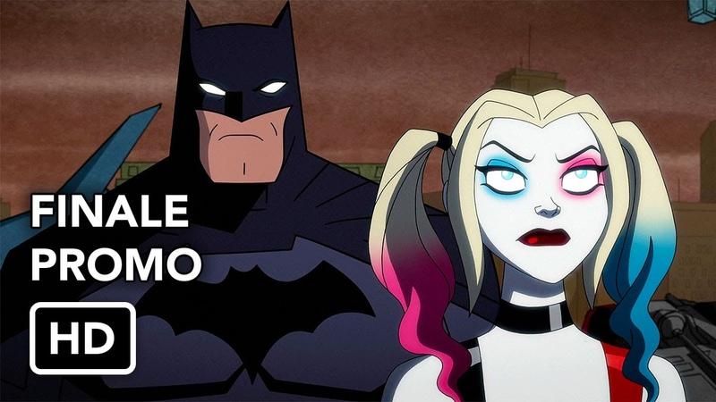 Harley Quinn 1x13 Promo The Final Joke HD Season Finale Kaley Cuoco DC Universe series смотреть онлайн без регистрации