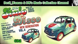ZYX ITALO DISCO NEW GENERATION,  - CD2 (2013) [Italo-Disco] - ORIGINAL CD