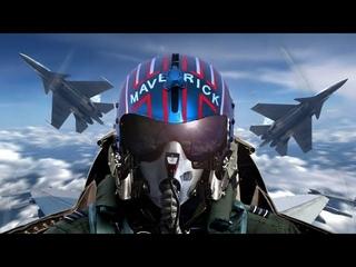 DJ VAL- IGNITION (SAVAGE 44 REMIX) & Топ Ган: Мэверик 2021 Full HD 1080p