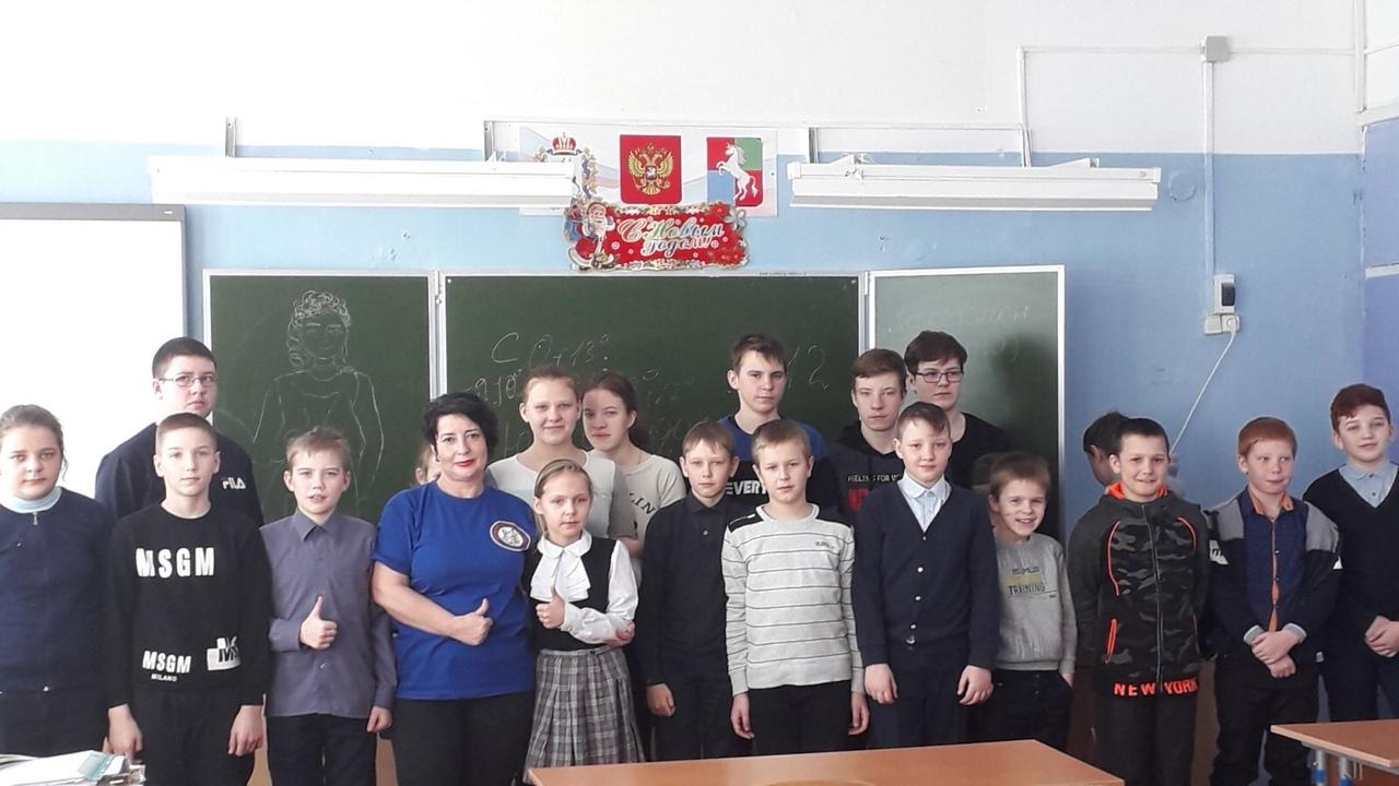 Школа детской безопасности в Чупалейской и Новодмитреевской школах.