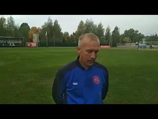 Евгений Яшков, тренер ФК Руслан