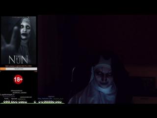 Проклятие монахини (The Nun) - косплей / грим / стрим