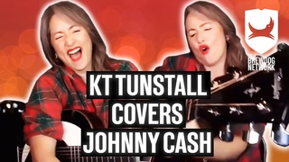 KT Tunstall Covers Johnny Cash's 'I Won't Back Down'   BrewDog Open Arms