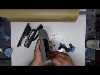 Как восстановить потёртый пластик салона авто своими руками!!!