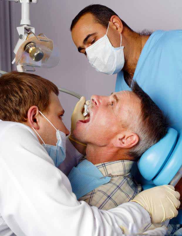 Общие стоматологические проблемы