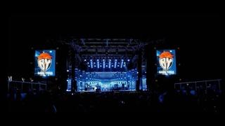 BabaYaga на музыкальном фестивале - PARUS 2018
