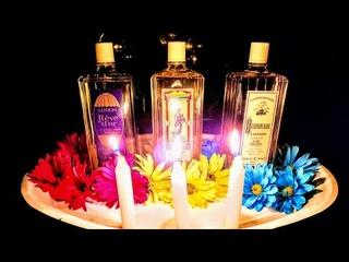 Hoodoo Magical Perfumes L.T. Piver & Florida Water The Vodou Voodoo Perfumr