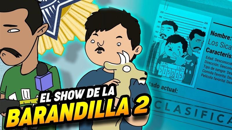 El Show de la barandilla 2 Investigaciones LGDV Ep 12