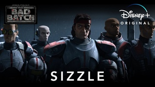 Sizzle | The Bad Batch | Disney+