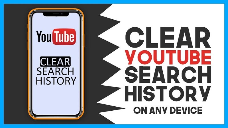 How To Clear Youtube Search History On Any Device In Urdu 2020