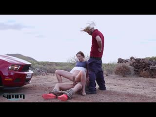 Alexis Crystal - MMP Productions: Wild Fucked in the Desert from Texas (2020) [Blowjob, All sex, Anal, Deep, Rush, Boyd, DP]
