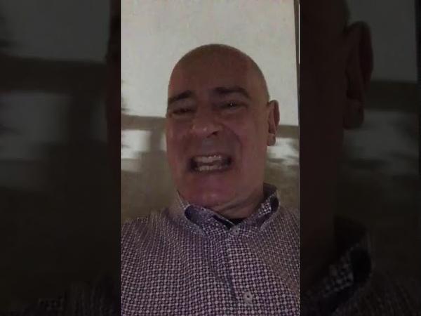 IL MOSCONE VINU S E` UN DI UN VERO DOTTORE Morris San condivide al 100% il suo pensiero
