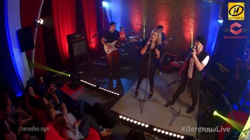 Ди Бронкс и Натали Depeche Mode Just Can't Get Enough