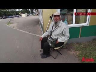 [BD] Вы за пyтинa или за навального?