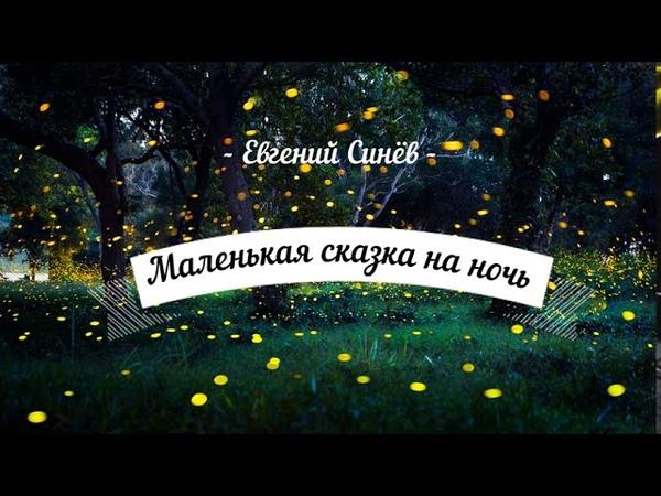 Маленькая сказка на ночь Евгений Синёв