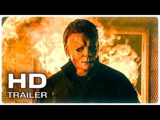 ХЭЛЛОУИН УБИВАЕТ Русский трейлер #1 (2021) Майкл Майерс, Лори Строуд Horror Movie HD