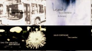 Julio Cortázar / Tres cuentos - (Esperanza zc)