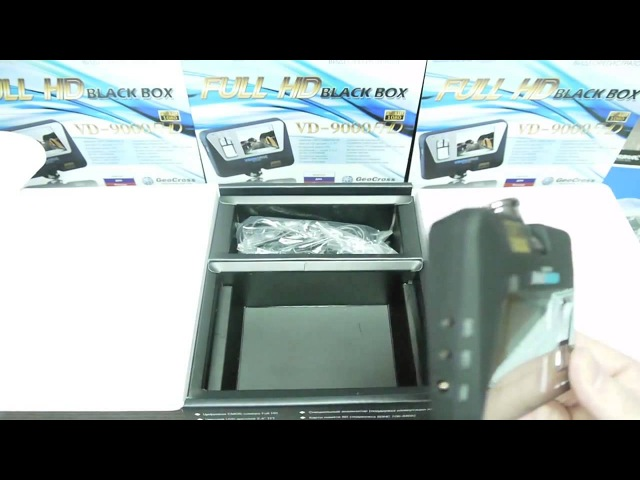 VisionDrive VD-9000HDL * www.my-videoregistrator.ru