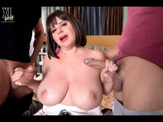 Kris Kelly - Kris Kelly Is Tag Teamed - All Sex Milf Big Tits Juicy Ass Mature Threesome Chubby Boobs Plumper Booty Busty, Porn