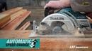 Makita Brushless Cordless Rear Handle 7- 1/4 Circular Saw XSR01