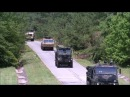 TARDEC AMAS CAD Automated Truck Convoy 2nd Demonstration 1080p