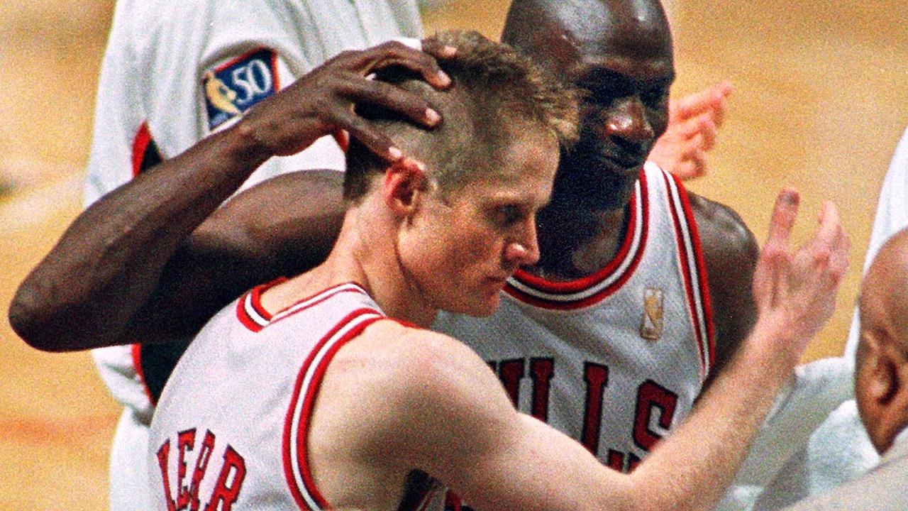 Стив Керр рассказал, как тяжело было быть одноклубником Майкла Джордана
