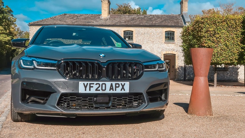 2021 Facelift BMW M5 Competition LCI Review What Have BMW Changed