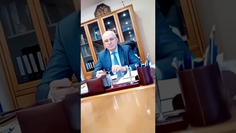Бред Инвалида 🤗 На прееме у главы г.Новошахтинска.