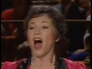 Edith Mathis sings Zueignung