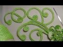 Как связать ЗАВИТОК для ирландского кружева вязание крючком для начинающих Irish lace