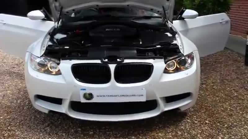 BMW M3 4 0 V8 Limited Edition 500 Automatic in Mineral White Metallic